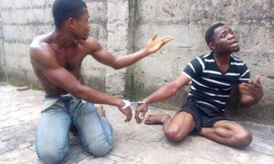 Prosper Peters Okwandu and accomplice