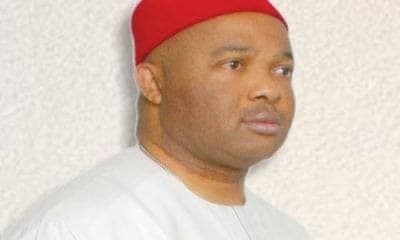 Breaking: Hope Uzodinma Freezes Imo Bank Accounts After Supreme Court Judgment