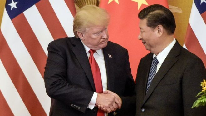 The most pressing issue at the G20 discussion table is the trade war between the United States and China - US, China Hold Trade Talks In Beijing