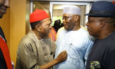Nwabueze leads Atiku's legal team