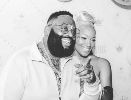 Image result for Rick Ross welcomes a baby boy