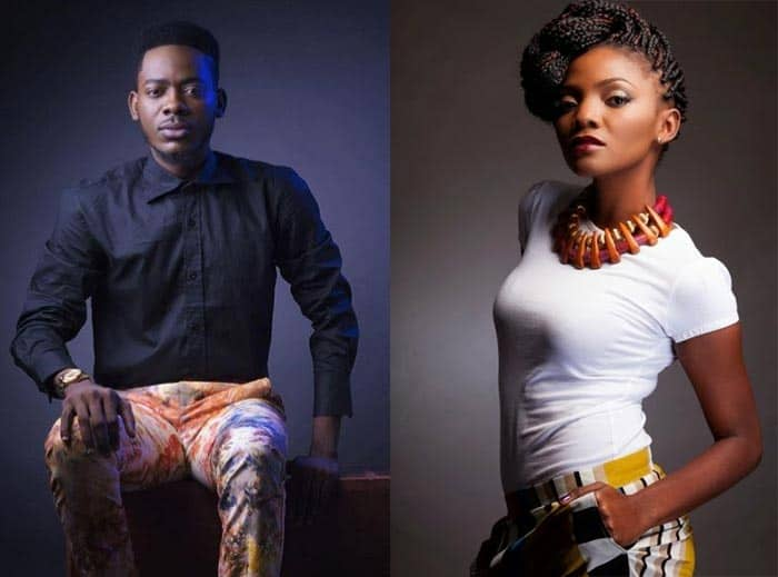 Did Adekunle Gold And Simi Just Confirm They Are Dating?