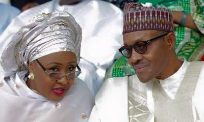 #EndSARS: 'Save The People' - Aisha Buhari Tells Buhari