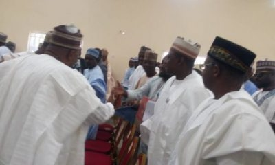 Aspiring Governors Of Gombe State