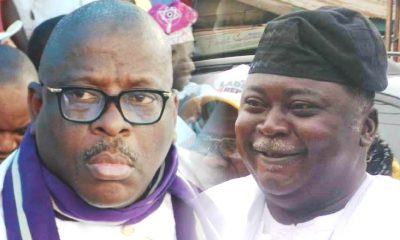 Finally, Ogun PDP Crisis Ends As Kashamu Endorses Adebutu