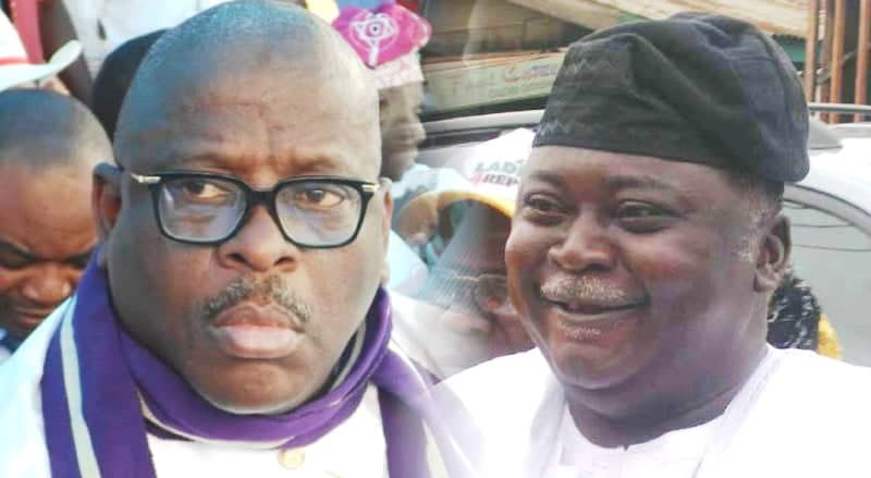 Buruji Kashamu Ladi Adebutu - Ogun State: PDP Loses To APC In Governorship And State Assembly Elections