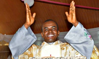 Father Mbaka Speaks On Collecting Bribe From APC For 'Ihedioha's Sack Prophecy'