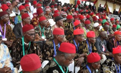 Igbo Presidency: Ohanaeze Youths Expose PDP Secret Plot