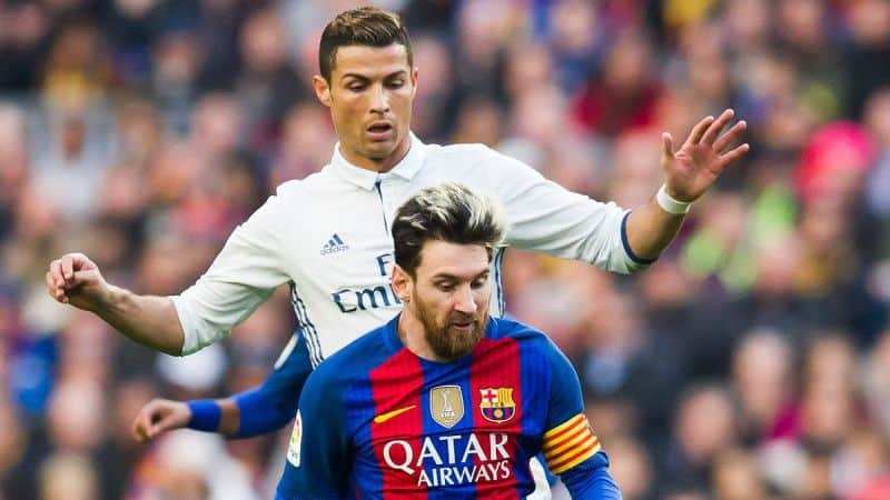 Barcelona star Lionel Messi admits Cristiano Ronaldo's rivalry brought out his best