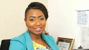 Morayo Afolabi Brown 300x169 - #LekkiMassacre: 'Your View Host,' Morayo Shares Her Experience As Hoodlums Attacked TVC