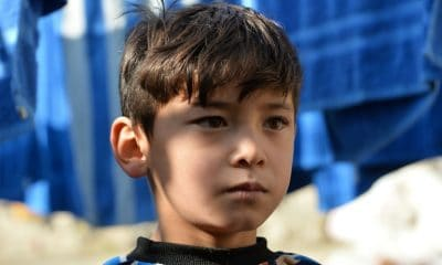Murtaza Ahmadi, the little Afghan Messi