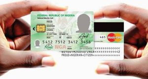 NIMC CARD National Identity card 300x160 - NIN: FG Speaks On Mass Disconnection Of Telephone Subscribers