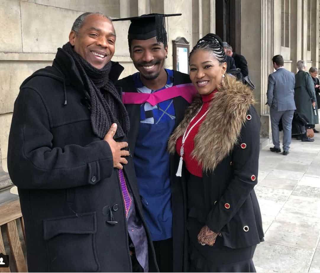 Femi Kuti Celebrates Son As He Graduate From University