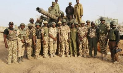 Troops Kill Boko Haram Terrorists