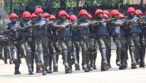 nigerian police 300x171 - #EndSARS: IGP Reveals 7 Qualities Members Of The New SWAT Team Must Have As Training Begins On Monday