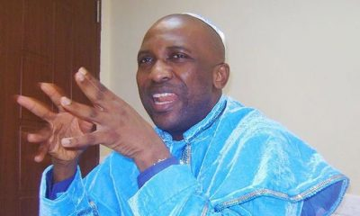 Primate Ayodele Warns Buhari Over 'Cabal' In Fresh Prophecies