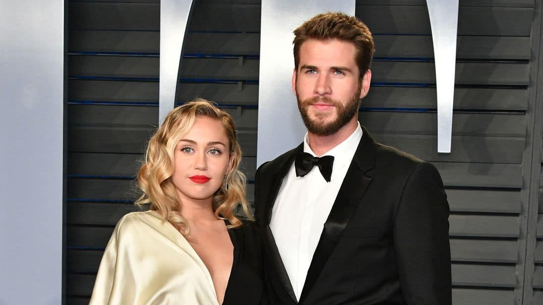 Miley Cyrus and Liam Hemsworth are officially married