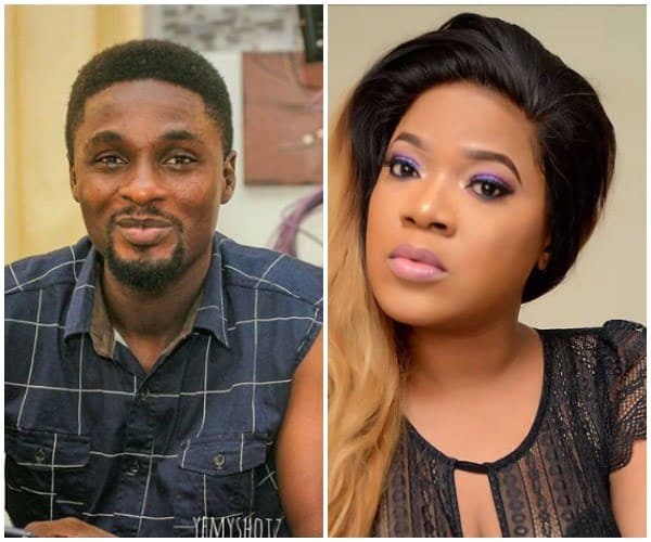 Toyin Abraham's Manager Replies Adeniyi Johnson Over Divorce Claims