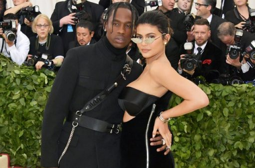 Travis Scott (Kinda) Denies Cheating Rumors