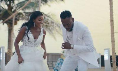 Adekunle-Gold and simi-Wedding-01
