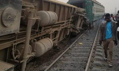 Agege Train accident 3