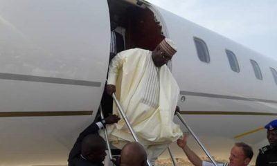 Breaking: Finally, PDP's Atiku Abubakar Storms United States
