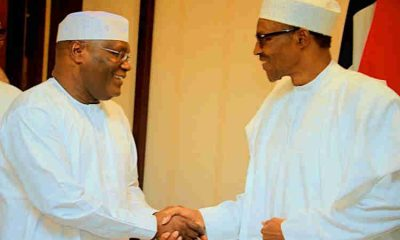 Breaking: PDP's Atiku Defeats APC's Buhari Inside Aso Rock