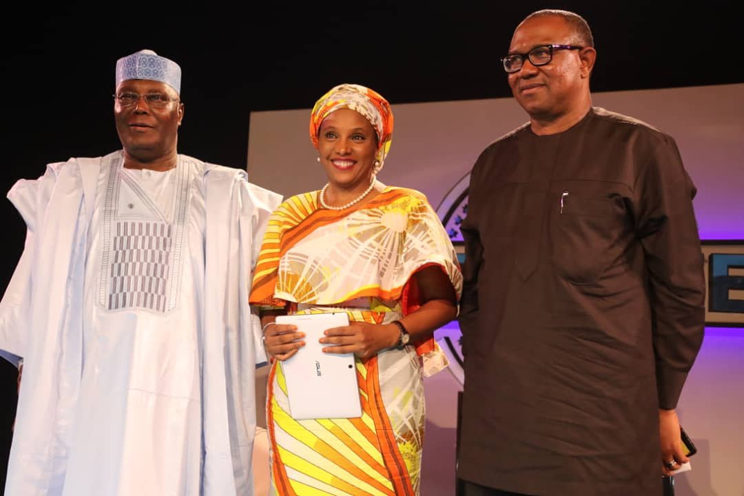 Break Down Of What Atiku And Obi Said At The Candidates (Video)