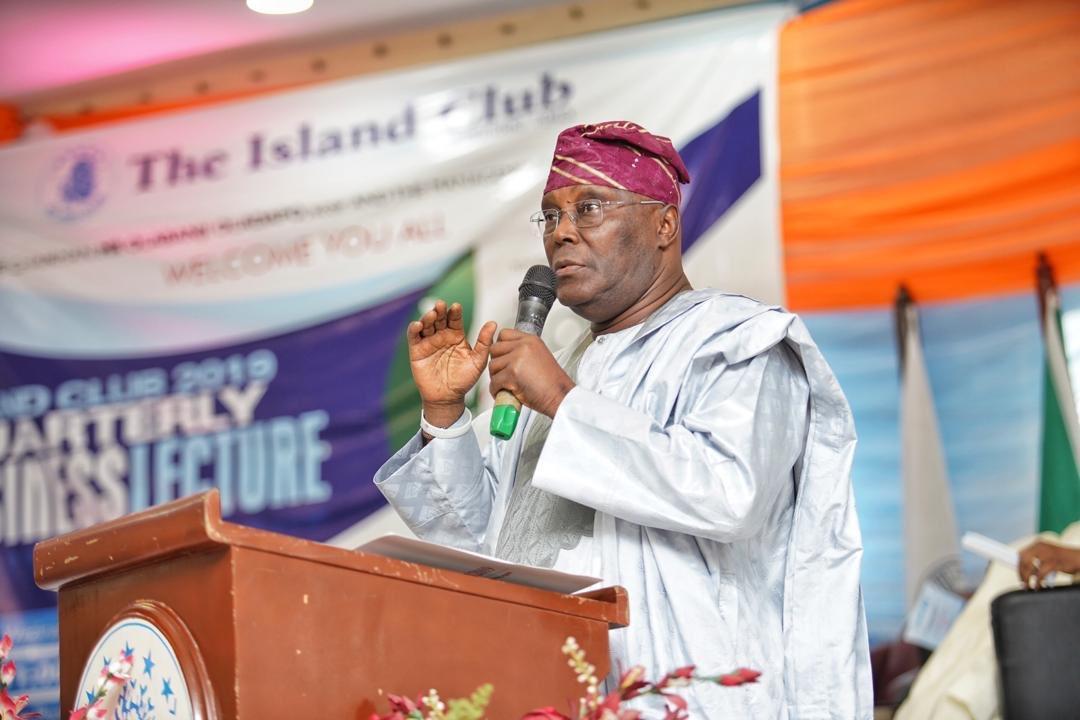 Atiku Lists 10 Things He Will Do To Get Nigeria Working Again