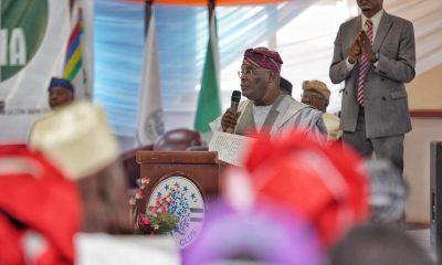 What Atiku Said About Nigeria, Buhari Govt At Lagos Island Club