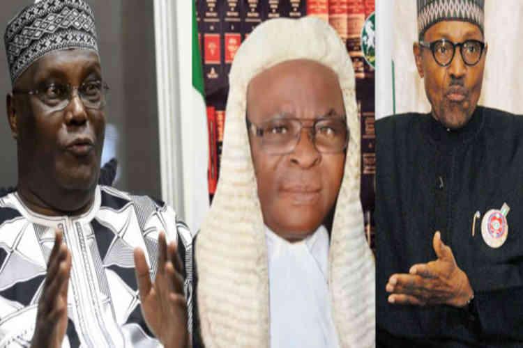 Onnoghen's Trial: Buhari, APC Preparing Ahead Of 'Imminent Loss'- Atiku