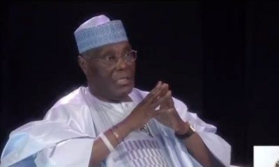 The Candidates: I Borrowed EFCC N300m To Start Its Operation - Atiku