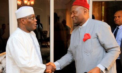 Finally, Ohanaeze Endorses PDP's Atiku, Gives Reasons