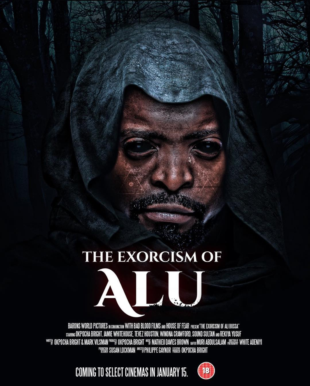 Basketmouth feature film - Basketmouth Set To Release His First Feature Film On January 15th