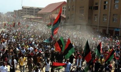 Biafra: Police Arrest 15 'IPOB Members' In Ebonyi State