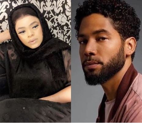 Bobrisky Sympathizes With Jussie Smollett Over Homophobic Attack