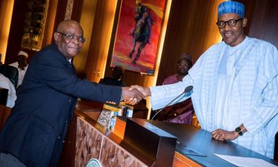 Buhari Govt Closes Case Against Onnoghen, See Why