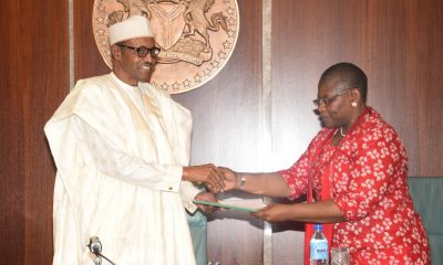 Why Oby Ezekwesili Withdrew From Presidential Race- Presidency