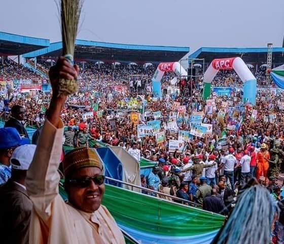 "Buhari Goofs Again, Calls Ogboru ""Presidential Candidate"" (Video)"