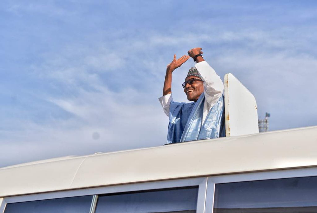 Buhari Reveals What Will Happen To Assets Seized From 'Corrupt' Politicians