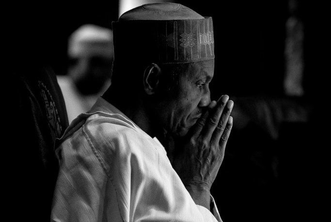 Just In: Buhari Finally Breaks Silence On Kolade Johnson's Death