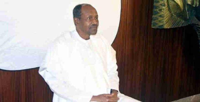 Biafra: Buhari Removes Cap To Prove Nnamdi Kanu Wrong On Jubril (Photo)