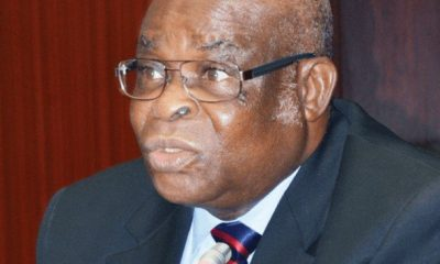 Onnoghen: The Conflict Of Morality Against Interest In The Face Of Nepotism (II) By Amaso Jack
