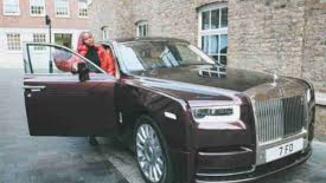 DJ Cuppy Buys Customized Rolls Royce Phantom Worth N162m