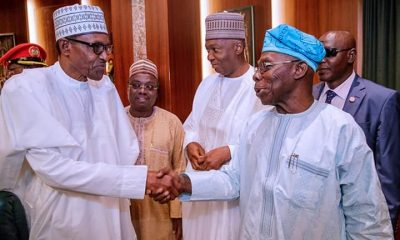 Atiku Not A Messiah But He's Two Times Better Than Buhari- Obasanjo