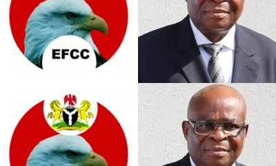 EFCC Speaks On Raiding CJN Onnoghen's Residence