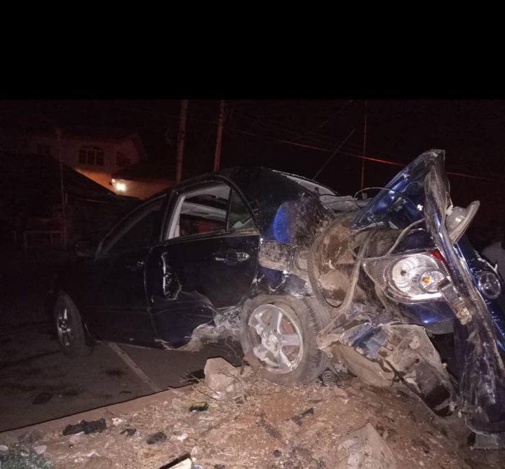Scores Killed In Ekiti As Trailer Rams Into Market (Photos/ Videos)