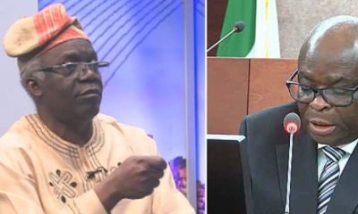 Femi Falana Tells Onnoghen To 'Do The Needful By Calling It Quits'