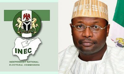 Nigerians React As INEC Denies Having Server