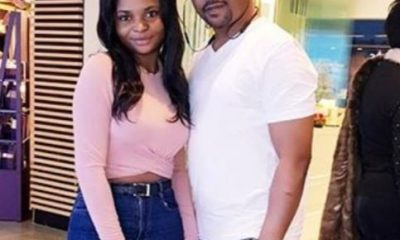 MC Oluomo and daughter